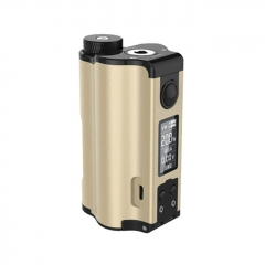 Authentic DOVPO Topside Dual 18650 200W TC VW APV Squonk Box Mod 10ml - Gold