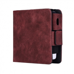 Portable Storage Bag for IQOS - Wine Red