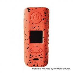 Authentic Hugo Vapor Rader ECO 200W VV VW Variable Wattage Box Mod - Orange + Black