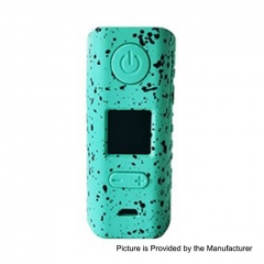Authentic Hugo Vapor Rader ECO 200W VV VW Variable Wattage Box Mod - Black + Teal