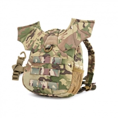 WoSporT BP-69 Portable Outdoor Tactical Molle Backpack Knapsack (Size M)