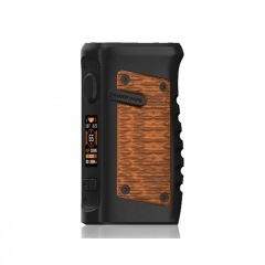 Authentic Vandy Vape Jackaroo 100W 18650/20700/21700 TC VW Variable Wattage Box Mod - Orange Viper