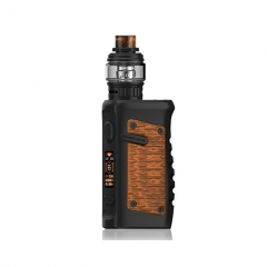 Authentic Vandy Vape Jackaroo 100W 18650/20700/21700 TC VW Variable Wattage Box Mod w/Tank 5ml/3.5ml Kit - Orange Viper