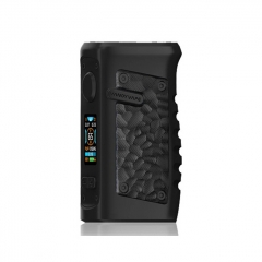 Authentic Vandy Vape Jackaroo 100W 18650/20700/21700 TC VW Variable Wattage Box Mod - Obisdian Black