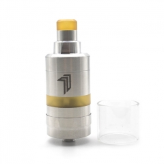 Vazzling KF Prime Nite Style 22mm RTA Rebuildable Tank Atomizer 2ml - Silver