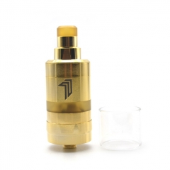 Vazzling KF Prime Nite Style 22mm RTA Rebuildable Tank Atomizer 2ml - Gold