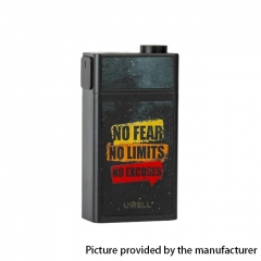Authentic Uwell Blocks 90W 18650 Squonk Box Mod - Black