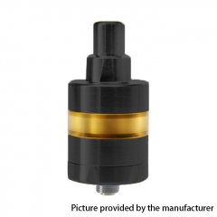 Vazzling KF Lite Style 24mm RTA Rebuildable Tank Atomizer 3.5ml - Black