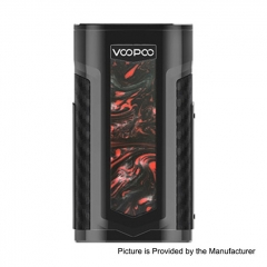 Authentic Voopoo X217 217W 18650/20700/21700 TC VW Variable Wattage Box Mod - P-Scarlet