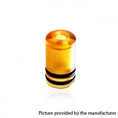YFTK Replacement Drip Tip for 22mm KF Lite 2019 Style RTA - Yellow