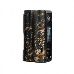 Authentic Dovpo Topside 18650/21700 90W Temperature Control Squonk Mod - Black Gold