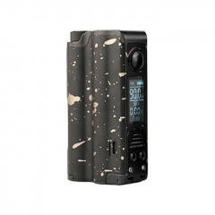 Authentic Dovpo Topside 18650/21700 90W Temperature Control Squonk Mod - Black Gray