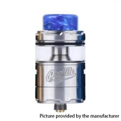 Authentic Wotofo Profile Unity 25mm RTA Rebuildable Tank Atomizer 5ml - Silver
