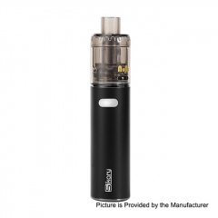 Authentic Sikary OG 1800mAh Mod + Nunu Disposable Tank Kit 3ml/0.15ohm - Black