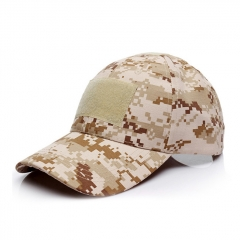 Baseball Hat Cabbie Cap - Desert Digital