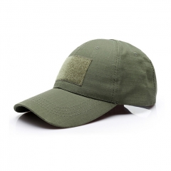 Baseball Hat Cabbie Cap - Army Green
