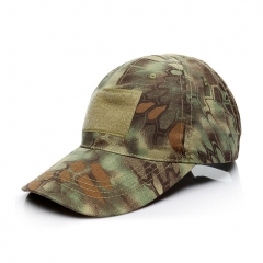 Baseball Hat Cabbie Cap - Jungle Camo