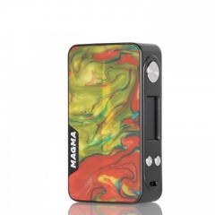 FamoVape Magma 200W TC Temperature Control Box Mod 18650 - Burning Sun