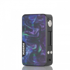 FamoVape Magma 200W TC Temperature Control Box Mod 18650 - Rain Forest