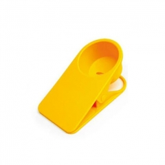 Clip-On Table Cup Holder (1-Pack) - Yellow