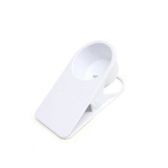 Clip-On Table Cup Holder (1-Pack) - White