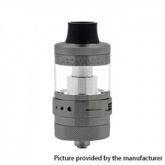 Authentic Steam Crave Aromamizer Lite RTA 23mm Rebuildable Tank Atomizer 3.5ml/4.5ml - Gun Metal