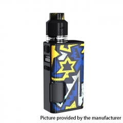Authentic Wismec LUXOTIC SURFACE 80W 18650 TC VW APV Squonk Box Mod w/KESTREL RDTA + 6.5ml Bottle Kit - Unistar