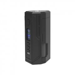 (Ships from Germany)Authentic Lost Vape Drone 200W DNA250C TC VW Squonk Box Mod - Black