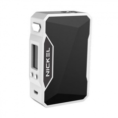 Authentic DOVPO Nickel 230W TC VW APV Box Mod Dual 18650 - White