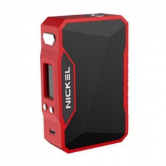 Authentic DOVPO Nickel 230W TC VW APV Box Mod Dual 18650 - Red