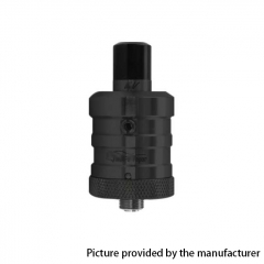 ULTON FEV BF1 Squonker 23mm 316SS RDA Rebuildable Dripping Atomizer w/BF Pin - Black