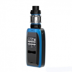 Authentic ATVS Blade 228W VV/VW Temperature Control Dual 18650 Mod w/Blad SR-11 3ml/5ml Kit - Blue