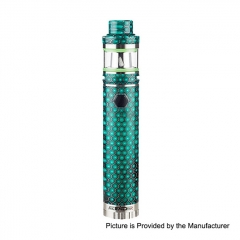 Authentic Aleader Mamba Semi-Mechanical Mod 18650 Kit 2ml/0.4ohm/0.15ohm - Green