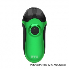 Authentic VapeCige VTX 480mAh VV Pod System Starter Kit 2.5ml - Green