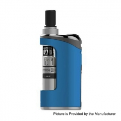 Authentic Justfog Compact 14 12W 1500mAh Battery Starter Kit 1.8ml/ 1.6 Ohm/1.2 Ohm - Blue