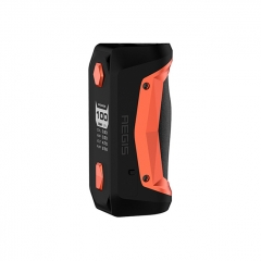 Authentic Geekvape Aegis Solo 100W TC Temperature Control Box Mod - Orange