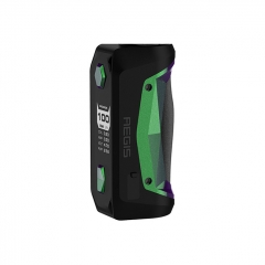 Authentic Geekvape Aegis Solo 100W TC Temperature Control Box Mod - Green