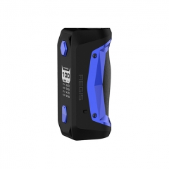 Authentic Geekvape Aegis Solo 100W TC Temperature Control Box Mod - Blue