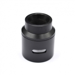 Rubyvape Replacement Cap for Goon v1.5 528 Atomizer 24mm - Black