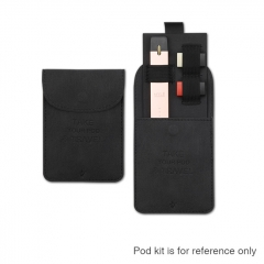 Vivismoke Pocket Case Portable Mini Slim Pocket Case for Pod Vape Devices - Black