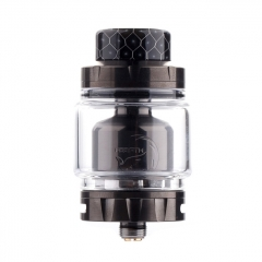 Authentic Hellvape Rebirth 25mm RTA Rebuildable Tank Atomizer 2ml/5ml - Gun Metal