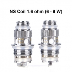 Authentic Geekvape Replacement NS Coils for Geekvape Flint 5pcs 1.6ohm
