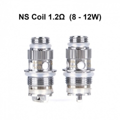 Authentic Geekvape Replacement NS Coils for Geekvape Flint 5pcs 1.2ohm