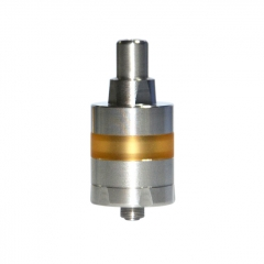 KF Lite 2019 Style 22mm RTA Rebuildable Tank Atomizer 2ml - Silver