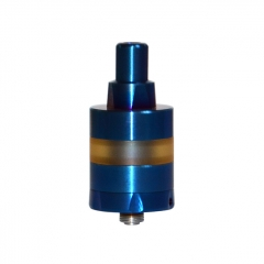 KF Lite 2019 Style 22mm RTA Rebuildable Tank Atomizer 2ml - Blue