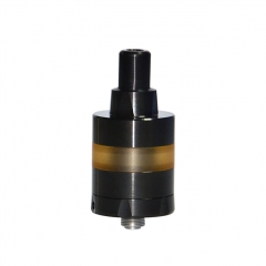 KF Lite 2019 Style 22mm RTA Rebuildable Tank Atomizer 2ml - Black