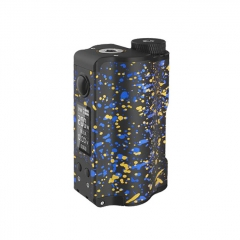Authentic DOVPO Topside Dual 18650 200W TC VW APV Squonk Box Mod 10ml - Black Blue