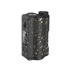 Authentic DOVPO Topside Dual 18650 200W TC VW APV Squonk Box Mod 10ml - Black Gray