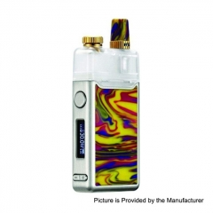 Authentic Orchid Vapor Orchid 950mAh 30W TC VW Variable Wattage Pod System Starter Kit 3ml/0.8ohm - Purple Resin