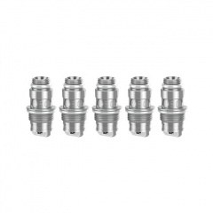 Authentic GeekVape Replacement NS SS316L Coil for Frenzy Kit / Flint Tank / Flint Kit 5pcs - 1.2 Ohm
